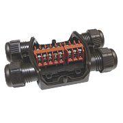 Teebox IP68 4-Way 8-Pole Distributor