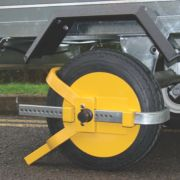 Maypole Universal Trailer Wheel Clamp 8-10