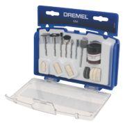 Dremel 684 Cleaning & Polishing Kit 20 Piece Set