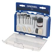 Dremel 684 Cleaning & Polishing Kit 20 Piece Set