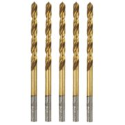 Erbauer Ground HSS Drill Bit 3.5mm Pack of 5