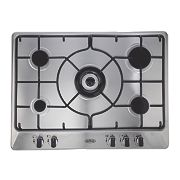 Belling GHU70GE Gas Hob Stainless Steel 510 x 680mm