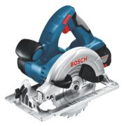Bosch GKS18V-LI 165mm 4.0Ah Li-Ion Cordless Circular Saw 18V Coolpack Battery