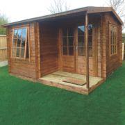 Ringwood Log Cabin 3.6 x 3.6 x 2.5m