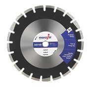 Marcrist AS750 Asphalt Diamond Blade 350 x 25.4mm