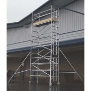 Lyte SF25NW52 Helix Narrow Width Industrial Tower 5.2m