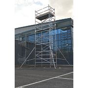 Lyte SF25DW72 Helix Double Width Industrial Tower 7.2m