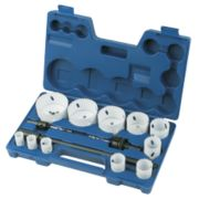 Titan Holesaws 15 Piece Kit