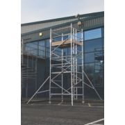 Lyte SF18DW42 Helix Double Width Industrial Tower 4.2m