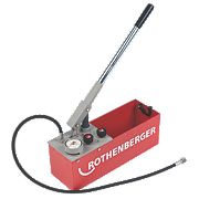 Rothenberger RP50 Pressure Testing Pump 840psi