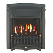 Valor Dream Full Depth Gas Fire Black Inset kW