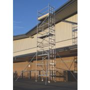 Lyte SF18NW67 Helix Narrow Width Industrial Tower 6.7m