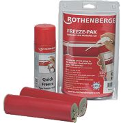 Rothenberger Tradesmans Pipe Freezing Kit.