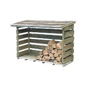 Forest Large Log Store 6 x 2