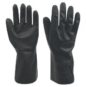 Ansell Neotop 29-500 Neoprene Gauntlets Black Large