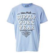 "Site Wings T-Shirt Blue Medium 39-42"" Chest"