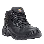 Dickies Fury Safety Boots Black Size 12