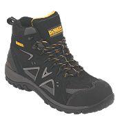 DeWalt Driver Safety Boots Black Size 10
