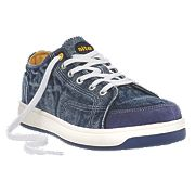Site Norite Safety Trainers Blue Size 12
