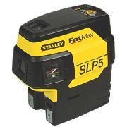 Stanley FatMax SLP5 5-Spot Line Laser