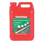 Swarfega 3-in-1 Disinfectant & Cleaner 5Ltr