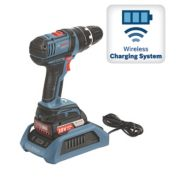 Bosch GSB 18V-LI 18V 2.0Ah Li-Ion Wireless Charging Combi Drill