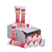 No Nonsense General Purpose Silicone White 310ml Pack of 12