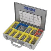 Turbo Ultra Woodscrews General Trade Case Double-Self-Countersunk Pk1400