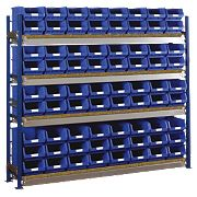 Toprax Longspan Starter Bay Blue 1812 x 328 x 1500mm