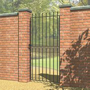 Metpost Wenlock Wenlock Ball Top Gate 810 x 1800mm
