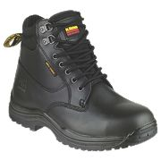 Dr Martens Drax Safety Boots Black Size 4
