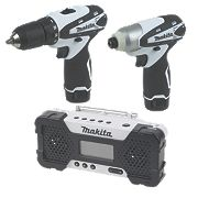 Makita DK1492 10.8V 1.3Ah Li-Ion Cordless Triple Pack