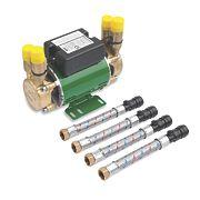 Salamander Pumps Force 20 PT Positive Head Shower Pump Twin Impeller bar