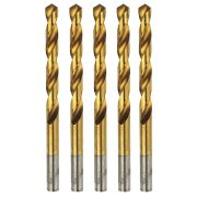 Erbauer Ground HSS Drill Bit 10mm Pack of 5