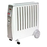 Dimplex CDE2Ti Cadiz Oil-Free Portable Radiator with Timer 2000W