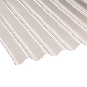 Vistalux Corolux Corrugated PVC Sheet Clear 3050mm x 762mm