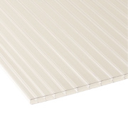 Corotherm Triplewall Polycarbonate Sheet Clear 980 x 16 x 2500mm