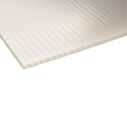 Corotherm Triplewall Polycarbonate Sheet Opal 980 x 16 x 2500mm
