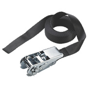 Master Lock Ratchet Strap 5m x 25mm 1 Piece Set