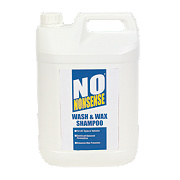 No Nonsense Wash & Wax Shampoo 5Ltr