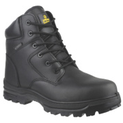 Amblers FS006C Metal Free Safety Boots Black Size 11