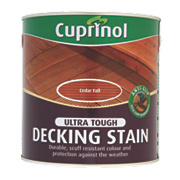 Cuprinol Ultra Tough Decking Stain Cedar Fall 2.5Ltr