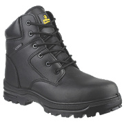 Amblers FS006C Metal Free Safety Boots Black Size 14