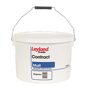 Leyland Trade Contract Matt Emulsion Paint Magnolia 10Ltr