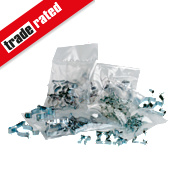 Tool Clip Selection Pack 100 Piece Set