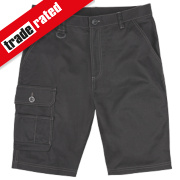 Site Setter Service Shorts Black 38