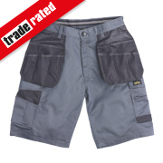 Site Hound Multi-Pocket Shorts Grey 36