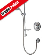 Aqualisa Aquavalve 609 Built-In Thermostatic Mixer Shower Chrome