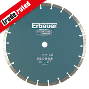 Erbauer Segmented Diamond Blade 300 x 20mm