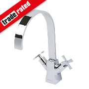 Moretti Aria Mono Mixer Kitchen Tap Chrome